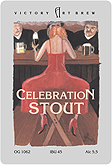 Celebration Stout Label